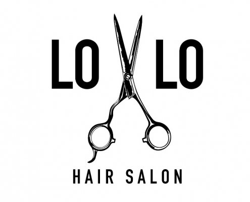 LoLo Hair Salon Logo